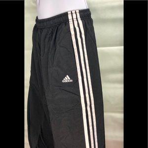Item # 241  Adidas black pants